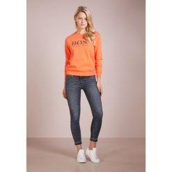 BOSS CASUAL TALABOSS Bluza bright orange. Brązowe bluzy rozpinane damskie BOSS Casual, xl, z bawełny. Za 419,00 zł.
