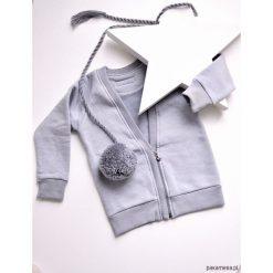 Kardigan bluza-jasnoszary melanż. Czerwone swetry chłopięce marki Pakamera, z dzianiny. Za 119,00 zł.