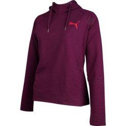 Bluzy damskie: Puma Bluza damska Active Ess Hooded Cover Up  fioletowa r. XS (838443 32)