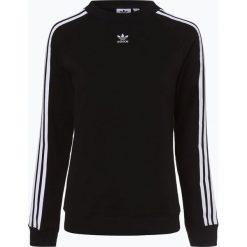 Adidas Originals - Damska bluza nierozpinana, czarny. Szare bluzy damskie marki adidas Originals, na co dzień, z nadrukiem, z bawełny, casualowe, z okrągłym kołnierzem, proste. Za 269,95 zł.