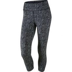 Legginsy do biegania damskie 3/4 NIKE POWER EPIC RUNNING CROP / 799820-010 - NIKE POWER EPIC RUNNING CROP. Czarne legginsy Nike. Za 199,00 zł.
