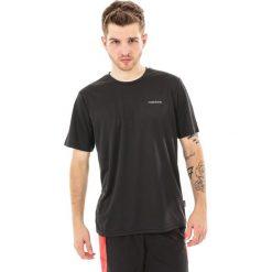 MARTES Koszulka męska Solan Black/Lime r. L. Czarne t-shirty męskie MARTES, l. Za 15,00 zł.
