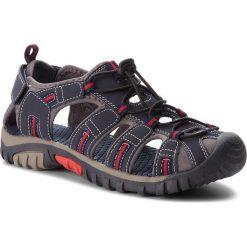 Sandały chłopięce: Sandały WALKY – BP69-6043 Granatowy