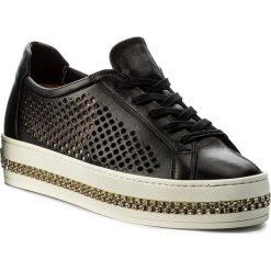 Sneakersy BALDININI - 898734XDOME000000RXC Dome Nero. Czarne sneakersy damskie Baldinini, z materiału. W wyprzedaży za 879,00 zł.
