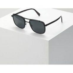 Prada Okulary przeciwsłoneczne black. Czarne okulary przeciwsłoneczne męskie aviatory Prada. Za 1069,00 zł.