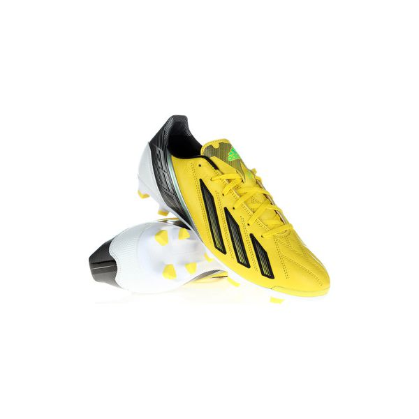 1b3a12b69 Buty do piłki nożnej adidas Adidas F30 TRX FG LEA G65394 - Żółte buty  sportowe męskie Adidas, do piłki nożnej. Za 418,30 zł. - Buty sportowe  męskie - Buty ...