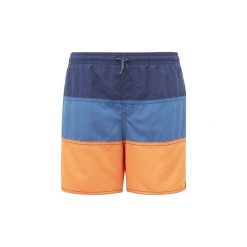 Kostiumy kąpielowe Dziecko adidas  Szorty do pływania Colorblock. Czarne kąpielówki chłopięce marki Nike. Za 129,00 zł.