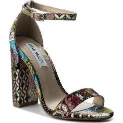 Sandały damskie: Sandały STEVE MADDEN – Carrson Sandal 91000899-09027-16004 Bright Multi