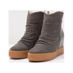 Botki damskie: Shoe The Bear TRISH  Botki na obcasie dark grey