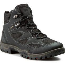 Trapery ECCO - Xpedition III GORE-TEX 81116353859 Black/Black. Czarne buty trekkingowe damskie ecco. W wyprzedaży za 449,00 zł.