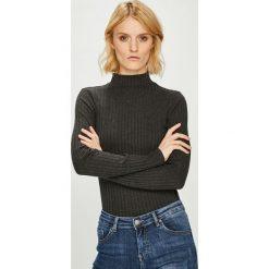 G-Star Raw - Sweter. Czarne swetry klasyczne damskie marki G-Star RAW, l. W wyprzedaży za 199,90 zł.