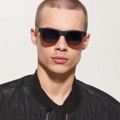 Okulary przeciwsłoneczne męskie: Okulary przeciwsłoneczne – Pomarańczo