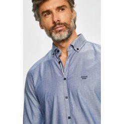 Joop! - Koszula. Szare koszule męskie na spinki JOOP!, l, z bawełny, button down, z długim rękawem. Za 379,90 zł.