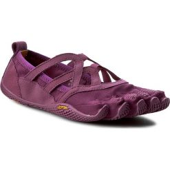Buty VIBRAM FIVEFINGERS - Alitza Loop 15W4803 Magenta. Fioletowe buty do fitnessu damskie marki Vibram Fivefingers, w paski, z materiału, vibram fivefingers. Za 419,99 zł.
