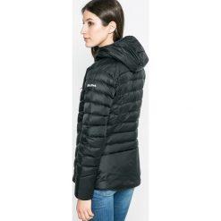 Salewa - Kurtka puchowa. Czarne kurtki damskie pikowane marki FORCLAZ, m, z materiału. W wyprzedaży za 699,90 zł.