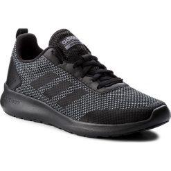 Buty adidas - Element Race DB1455 Cblack/Cblack/Grefiv. Czarne buty do biegania męskie marki Adidas, z materiału. W wyprzedaży za 189,00 zł.