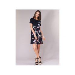 Sukienki krótkie Desigual  DERAPA. Sukienki małe czarne marki Desigual, s, z krótkim rękawem. Za 216,30 zł.
