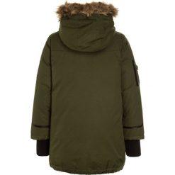 Kurtki i płaszcze męskie: Armani Junior Płaszcz zimowy verde militare