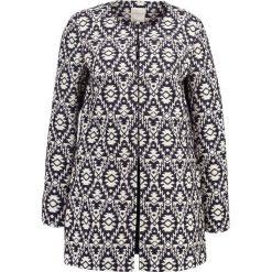 Płaszcze damskie pastelowe: Betty & Co Krótki płaszcz dark blue/white