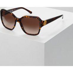 Tory Burch Okulary przeciwsłoneczne dark tort. Brązowe okulary przeciwsłoneczne damskie aviatory Tory Burch. Za 759,00 zł.