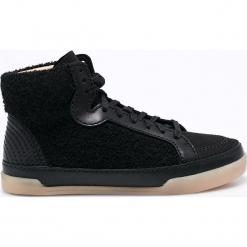 Clarks - Buty. Czarne buty sportowe damskie marki Clarks, z materiału. W wyprzedaży za 199,90 zł.