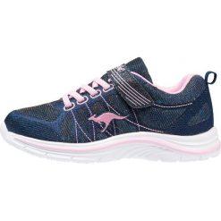 Trampki dziewczęce: KangaROOS KANGAGIRL Tenisówki i Trampki metallic blue/frost pink
