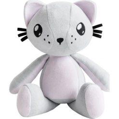 Przytulanki i maskotki: Kot przytulanka – Poofy Cat PLUSHEE szaro-różowy