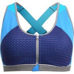 Biustonosze sportowe: B ACTIVE by Beachlife TOP FASHION Biustonosz sportowy french blue