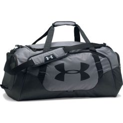 Torby podróżne: Under Armour Torba sportowa Undeniable Duffle 3.0 M 56 Grey (1300213-040)