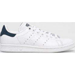 Adidas Originals - Buty Stan Smith W. Szare buty sportowe damskie adidas Originals, z gumy. W wyprzedaży za 329,90 zł.