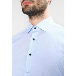 Koszule męskie na spinki: Eterna SLIM FIT Koszula biznesowa bleu