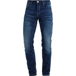 Gabba JONES BRIGHT Jeansy Slim Fit bright blue. Niebieskie jeansy męskie relaxed fit Gabba. Za 549,00 zł.