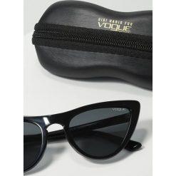 VOGUE Eyewear GIGI HADID Okulary przeciwsłoneczne gray. Czarne okulary przeciwsłoneczne damskie aviatory VOGUE Eyewear. Za 579,00 zł.