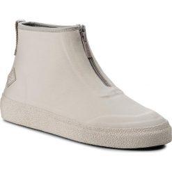 Kalosze GANT - Stormhaven 17699869  Putty Cream Beige G27. Brązowe buty zimowe damskie marki GANT, z tworzywa sztucznego. Za 439,90 zł.