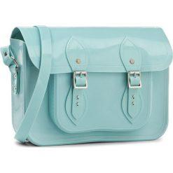 Torebka MELISSA - Satchel+The Cambridge 34114 Green 01164. Niebieskie torebki klasyczne damskie Melissa. W wyprzedaży za 299,00 zł.