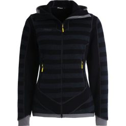 Swetry klasyczne damskie: Bergans HOLLVIN LADY Sweter dark navy/nightblue striped