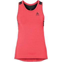 Odlo Koszulka damska TOP Crew neck Singlet Ceramicool  (350251) różowa r. M. Czerwone bluzki damskie marki Odlo, m. Za 75,95 zł.