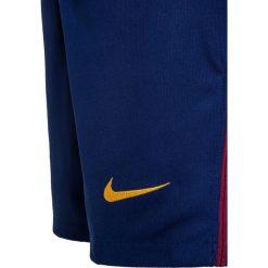 Nike Performance FC BARCELONA DRY STADIUM Krótkie spodenki sportowe deep royal blue/university gold. Niebieskie spodenki chłopięce Nike Performance, z materiału, sportowe. Za 139,00 zł.
