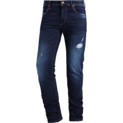 Tiffosi LIAM Jeans Skinny Fit faded dark blue. Niebieskie rurki męskie Tiffosi. Za 149,00 zł.