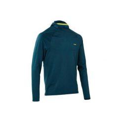 Koszulka FRESHWARM NECK. Niebieskie odzież termoaktywna męska marki ARTENGO, m, z elastanu. Za 59,99 zł.