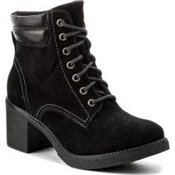Botki LASOCKI - 7440-05 Czarny. Niebieskie buty zimowe damskie marki Lasocki, ze skóry. Za 229,99 zł.