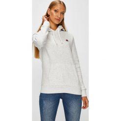 Sublevel - Bluza. Szare bluzy z kapturem damskie Sublevel, l, z aplikacjami, z bawełny. Za 169,90 zł.