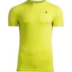 T-shirt męski TSM601 - soczysta zieleń - Outhorn. Zielone t-shirty męskie marki Outhorn, na lato, m, z bawełny. W wyprzedaży za 29,99 zł.