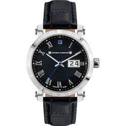 """Zegarki męskie: Zegarek kwarcowy """"Nestorius"""" w kolorze czarno-srebrnym"""