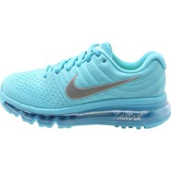 Buty do biegania damskie: Nike Performance AIR MAX 2017 Obuwie do biegania treningowe polarized blue/metallic silver/glacier blue