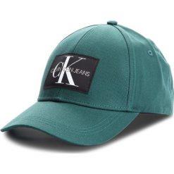 Czapka z daszkiem CALVIN KLEIN JEANS - J Monogram Cap M K40K400752 313. Czarne czapki z daszkiem damskie marki INOVIK, z elastanu. Za 159,00 zł.