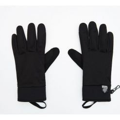 Rękawiczki męskie: Rękawiczki z kolekcji equal - Czarny