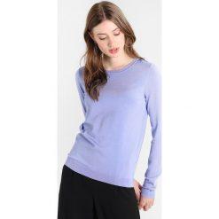 Swetry klasyczne damskie: Vero Moda Tall VMCHELSEY ONECK BOO Sweter pale iris