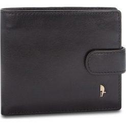 Duży Portfel Męski PUCCINI - MU1703 Black 1. Czarne portfele męskie marki Puccini, ze skóry. W wyprzedaży za 129,00 zł.