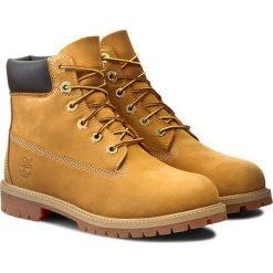 Buty dziecięce 6 In Premium WP Boot Jr żółte r. 39 (12909). Żółte buciki niemowlęce marki Timberland, na zimę. Za 466,53 zł.